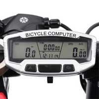 Sunding Wireless Waterproof LCD Bicycle Bike Cycling Computer Odometer Speedometer Backlight