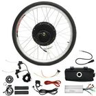 Acheter au meilleur prix LCD + 48V 1000W 26inch Hight Speed Scooter Electric Bicycle E-bike Hub Motor Conversion kit
