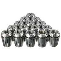 15pcs ER25 2-16mm Spring Collet Collet Chuck Set for CNC Milling Lathe Tool
