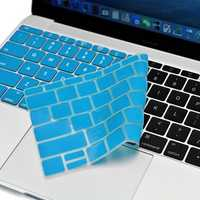 Soft Silicone Keyboard Protective Cover Skin For MacBook 12 Inch