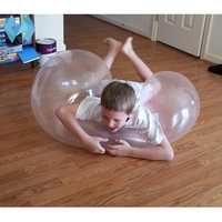1M Amazing Tear Resistant WUBBLE Bubble Ball Kids Inflatable Toy Outdoor Play
