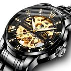 Discount pas cher TEVISE T9005A Fashion Men Automatic Watch Hollow-Carved Desi