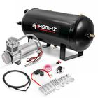 Recommandé 5 Gal Air Tank 200 PSI Compressor Onboard System Kit For Train Truck RV Horn 12V