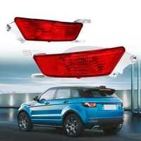 Car Rear Bumper Fog Lights Lamp Left/Right with Bulb for Range Rover Evoque 2011-2018
