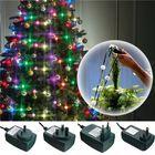 Promotion 3 Modes Colorful LED Christmas Tree Fiber Fairy Night Holiday Light Bulb Lamp Decoration AC110-240V