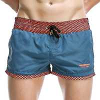 Beach Quickly Dry Breathable Loose Swim Trunks Board Shorts