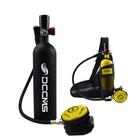 Prix de gros DCCMS DS-410 4pcs/set 1L Portable Diving Oxygen Tank Divers Spare Oxygen Equipment Leisure Diving Mini Scuba Tank