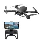 Meilleurs prix 1808 WIFI FPV With 4K Wide Angle Camera Optical Flow Altitude Hold Mode Foldable RC Drone Quadcopter RTF