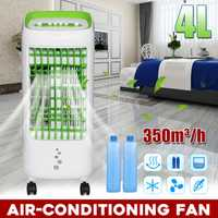 Air Conditioner Fan Quiet Chiller Strong Refrigeration