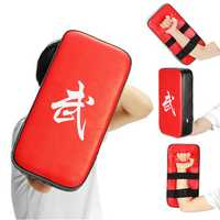 Muay Thai Karate MMA Taekwondo Boxing Foot Target Focus Kick Punching Shield Pad
