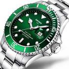 Meilleurs prix KINYUED JYD-J027 Calendar Automatic Mechanical Watch