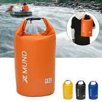 Xmund XD-DY1 Outdoor15L Waterproof Bag Thicken Rafting Sports Kayaking Swimming Dry Bag Travel Kit