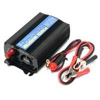 Car Power Inverter 400W DC 12V to AC 110V Car Converter Adapter Cigarette Lighter