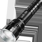 Recommandé WARSUN X80 XHP50 2500LM Rechargeable Militar Fan Tactical Hunting Flashlight Powerful High Lumen Brightness LED Torch