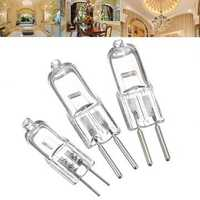 G4 5W 35W 50W Bi-Pin Light Bulb Replacement Halogen Lamp Warm White 12V