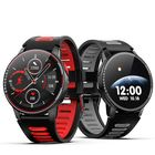 Meilleurs prix [bluetooth 5.0]Bakeey S20 HD Large Screen Wristband Fitness Tracker Blood Pressure Monitor APP Dial Download Smart Watch