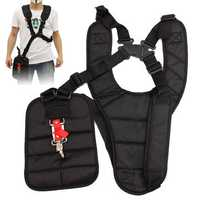 Strimmer Padded Belt Double Shoulder Harness Strap for Brush Cutter and Trimmer