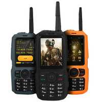 A17 3G Network WIFI 2800mAh IP68 Waterproof Intercom Zello PTT Android GPS bluetooth Feature Phone