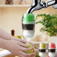 Carbon Kitchen Home Faucet Tap Water Clean Purifier Filter Cartridge