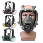 Les plus populaires Safety Gas Mask Painting Spraying Full Face Multiple Combinations Protection Breathable Face Mask