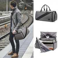 Business Travel Bag Luggage Bag Suit Fitness Bag