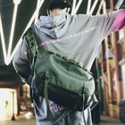 Offres Flash Men Fashion Large Capacity Shoulder Bag Crossbody Bag Tooling Bag Tactical Bag