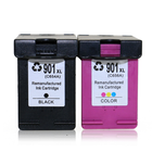 Good price TIANSE 1 Pc HP 901 Replacement Ink Cartridge 901XL for HP 901 HP901 XL for HP Officejet 4500 J4500 J4540 J4550 J4580 J4640 J4680 Printer Ink