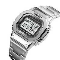 SKMEI 1456 LED Chronograph Countdown Men Digital Watch