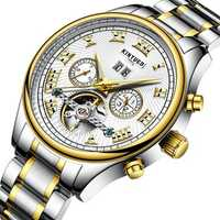 KINYUED JYD-J011 Rome Automatic Mechanical Men Wrist Watch