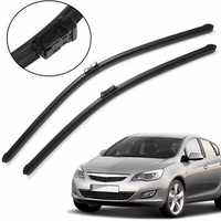 Car Pair Front Windscreedn Wind Shield Wiper Blades for Vauxhall Astra 2010 Onwards