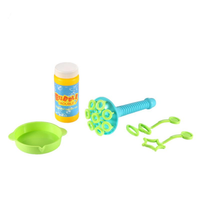 CIKOO Bubble Gun Bubble Blowing Toy Essential In Summer Outdoor Kids Toys