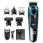 Meilleurs prix 100-240V Rechargable Hair Clipper Multifunctional Hair Trimmer Electric Shaver Razor For Face Beard Moustache Barber.
