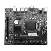 H110 Motherboard 2 DIMM Channel 2 DDR4 2133MHz Support LGA1151 Intel i3/i5/i7 Series CPU