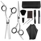 Bon prix Household Set With Haircut Hairdressing Scissors Tooth Shears Flat Shears