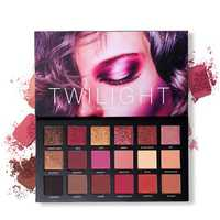 18 Colors Shimmer Matte Eye Shadow Palette