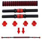 Promotion Dumbbell Bar Weight Lifting Handle Spinlock Collar Set Dumbbell Fitness Home Gym