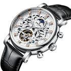 Prix de gros KINYUED JYD-J026 3D Dial Case Automatic Mechanical Watch