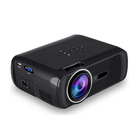 Meilleurs prix WZATCO CT80 Android 6.0 Projector 2200 Lumens 800x600P Wifi Smart Portable Mini LED 3D TV Support Full HD 1080p 4K Video Home Theater Projector