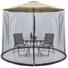 Recommandé 300x230cm Sunshade Mosquito Net Courtyard Net Cover Umbrella Mosquito Net