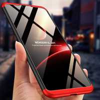Bakeey™ 3 in 1 Double Dip Hard PC 360° Full Protective Case For Xiaomi Mi8 Mi 8 Lite 6.26 inch