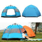 Recommandé 5-8 People Automatic Pop Up Instant Large Tent Waterproof Outdoor Camping Family UV Sunshade Shelter