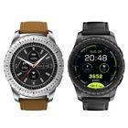 Bon prix KINGWEAR KW28 1.3inch MTK2502 Heart Rate Sleep Monitor bluetooth Sport Smart Watch For Android iOS