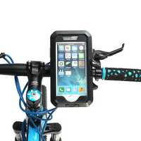 IPX8 Waterproof Bike/Bicycle Handlebar Holder Protective Case For iPhone 7/iPhone 8