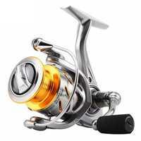 SeaKnight RAPID 3000 4000 5000 6000 6.2:1 4.7:1 11BB Spinning Fishing Reel Salt Water Fishing Wheel