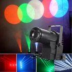 Promotion 15W LED DMX Stage Light Party DJ Bar DISCO Spotlight AC90-240V