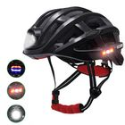 Offres Flash ROCKBROS Cycling Helmet Bicycle Waterproof Light For Road MTB Bike USB Charging for Flido D4s