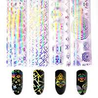 Nail Art Sticker UV Gel DIY Decoration Kit