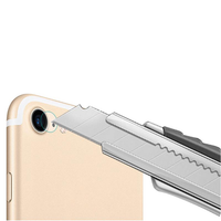 Clear Tempered Glass Camera Lens Protector For iPhone 8