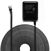 8M US UK EU AU Plug Transformer Power Supply Connector Adapter For Greet Ring Video Doorbell