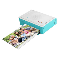 Prinhome P461 Wireless Smartphone Photo Printer iOS 6.0+ Android 4.1+